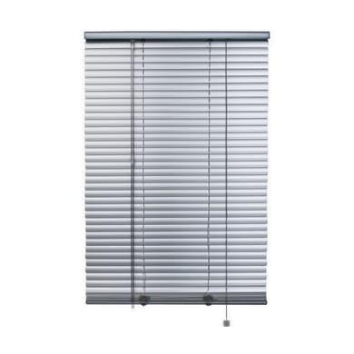 Veneziana INSPIRE Alu in alluminio, grigio, 100x250 cm