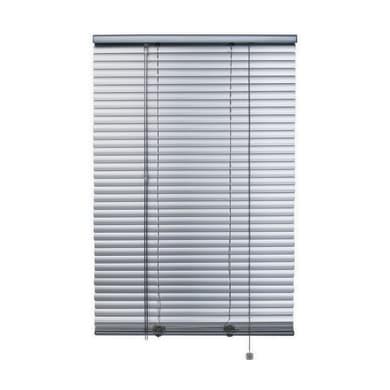 Veneziana INSPIRE Alu in alluminio, grigio, 120x250 cm