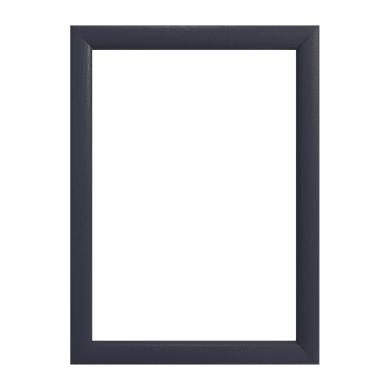 Cornice INSPIRE Bomber nero per foto da 60x80 cm