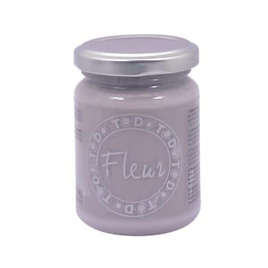 Colore acrilico FLEUR Vanilla ice 0.13 L avorio opaco