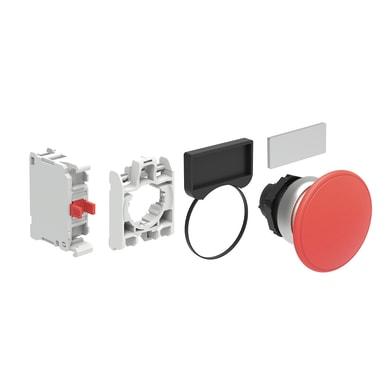 Pulsante LOVATO LPCB6144V305