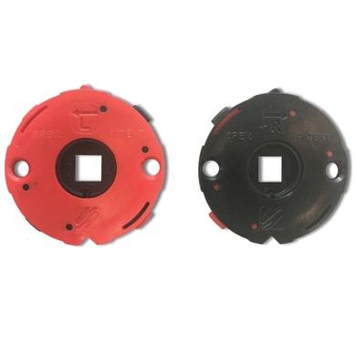 Accessori per porta nylon 2 pezzi