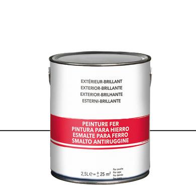 Smalto antiruggine bianco 2.5 L