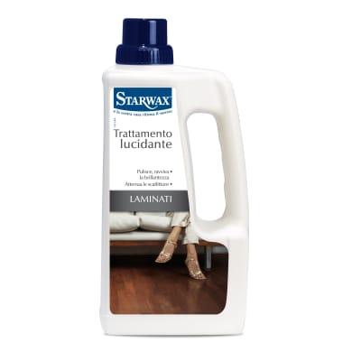 Detergente per pavimenti in laminato STARWAX lucidante 1 L