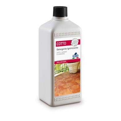 Detergente Pavimenti esterni e facciate in cotto 1 L