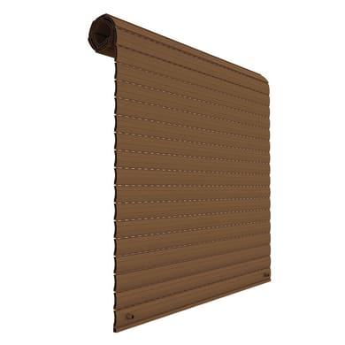 Kit tapparella in pvc PINTO legno Roma , L 83 x  H 160 cm
