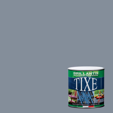 Smalto antiruggine TIXE Brillantix grigio 0.25 L