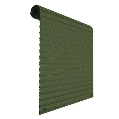 Kit tapparella in pvc PINTO verde Torino , L 83 x  H 160 cm