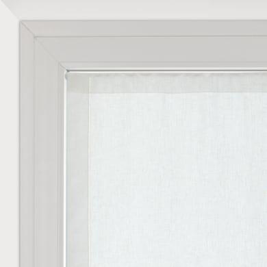 Tendina vetro Vittoria bianco tunnel 45 x 150 cm