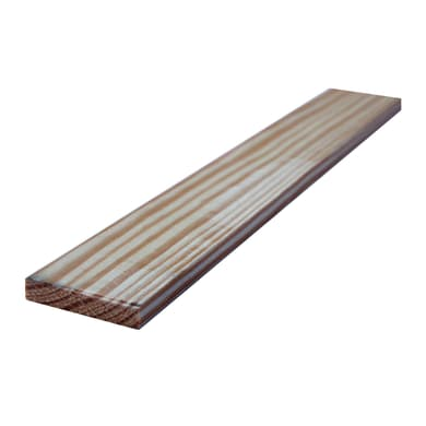 Listello grezzo pino 2.1 m
