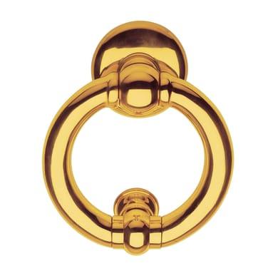 Battente porta d'accesso ottone dorato