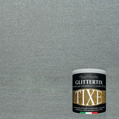 Additivo vernice TIXE Glittertix 0.25 L argento