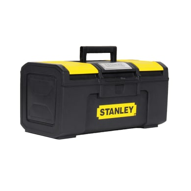 Cassetta attrezzi STANLEY L 23.6 x H 26.6 cm, profondità 25.5 mm