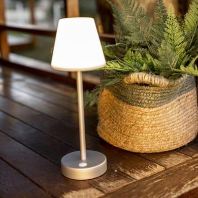 Lampada da esterno Lola H 32 cm, luce bianco caldo , LED integrato 2W 160LM IP44 NEWGARDEN