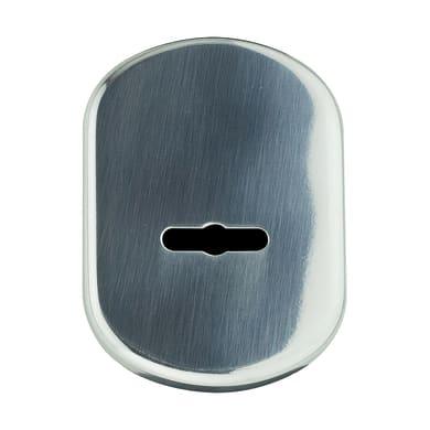 Rosetta in alluminio lucido