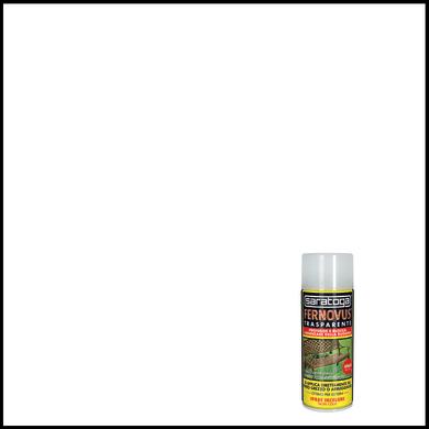 Smalto spray base solvente Fernovus 0.0075 L incolore opaco