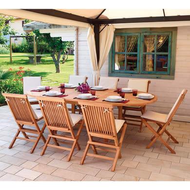 Set Tavolo E Sedie Da Giardino Prezzi E Offerte Online Leroy Merlin 3