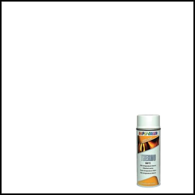 Smalto spray base solvente Thermo 0.0075 L bianco opaco