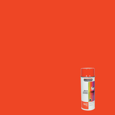 Smalto spray LUXENS Deco caldi 0.4 L