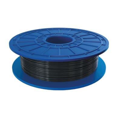 Bobina di filamento pla per stampante 3D D02 nero 162 m