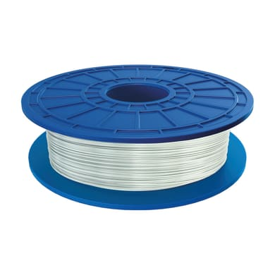 Bobina di filamento pla per stampante 3D D70 trasparente 162 m