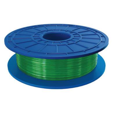 Bobina di filamento pla per stampante 3D D07 verde 162 m