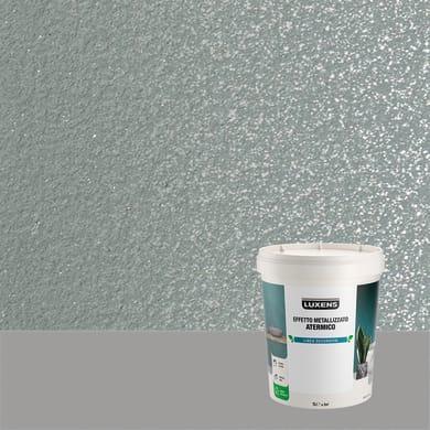 Pittura decorativa LUXENS EFFETTO METALLIZZATO ATERMICO 1 l quarzo fosco effetto metallo