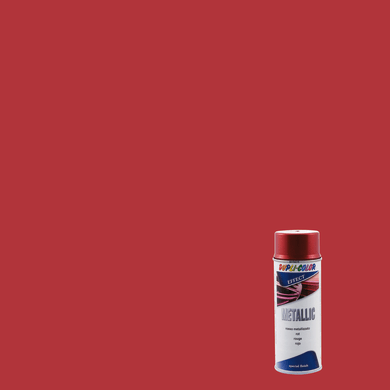 Smalto spray Metallic rosso diamantato metallizzato 0.0075 L