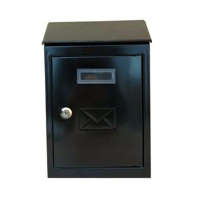 Cassetta postale formato Lettera, nero