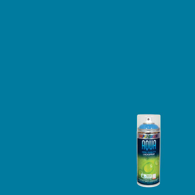 Spray DUPLI COLOR Aqua blu luce lucido 0.0075 L
