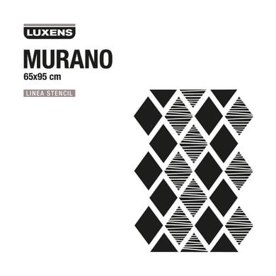 Stencil tema varie forme decorative LUXENS STENCIL MURANO 65 x 1 cm