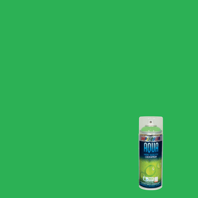 Spray DUPLI COLOR Aqua verde giallo lucido 0.0075 L