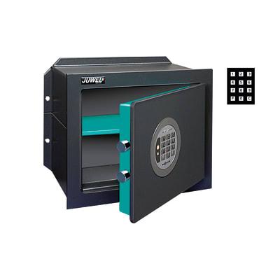 Cassaforte con codice elettronico JUWEL 5634 da murare L 36.5 x P 19.2 x H 29.5 cm