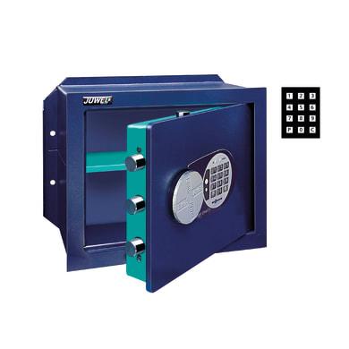 Cassaforte con codice elettronico JUWEL 5495 da murare L 46.1 x P 29.4 x H 61.1 cm