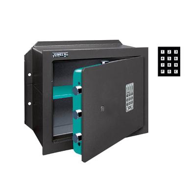 Cassaforte con codice elettronico JUWEL 4422 da murare L 36.5 x P 14.2 x H 23.5 cm