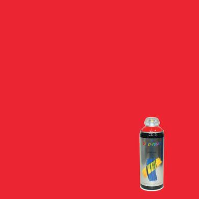 Smalto spray DUPLI COLOR rosso traffico lucido 0.4 L