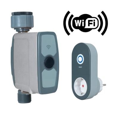 Programmatore da rubinetto batteria HIDROSELF WIFI HUB 1 via