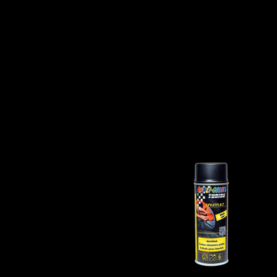Smalto spray base solvente DUPLI COLOR Sprayplast 0.0075 L nero opaco
