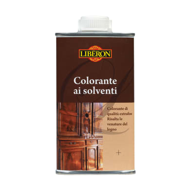 Colorante liquido V33 a solvente 250 ml noce scuro