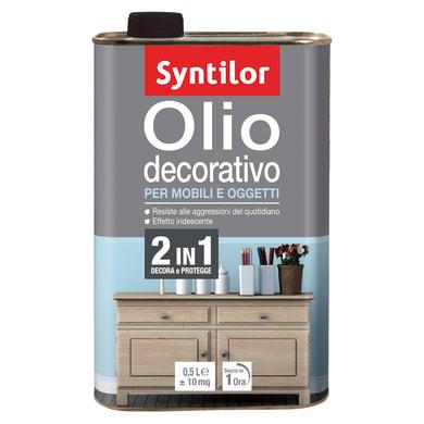Olio per decorare 0.2 L