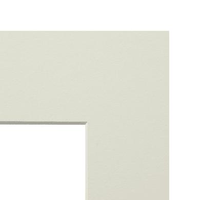 Passe-partout Avorio 30 x 40 cm cm bianco