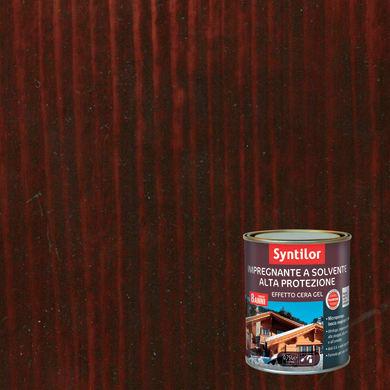 Impregnante a base solvente SYNTILOR noce scuro 0.75 L