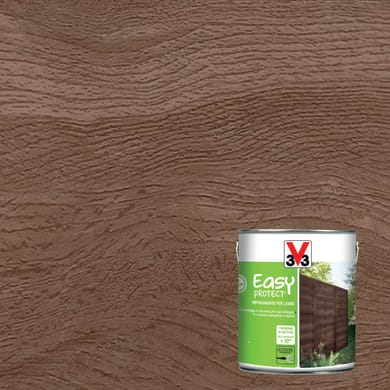 Impregnante a base acqua V33 Easy Protect teak 5 L