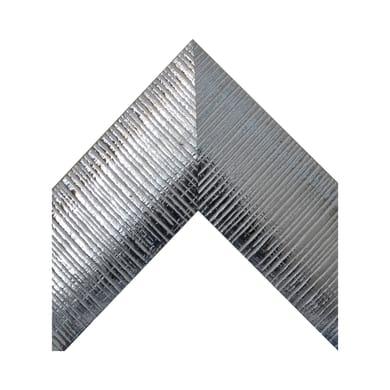 Asta per cornice Sibilla argento 5 cm