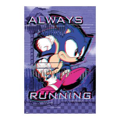 Poster Allways running 61x91.5 cm