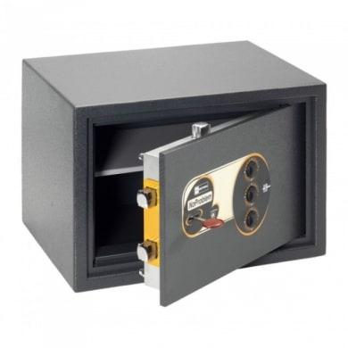 Cassaforte con codice elettronico MOTTURA No Problem 11.KC233 da fissare a parete L 41.5 x P 28.5 x H 29.5 cm