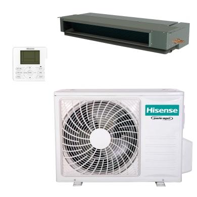 Climatizzatore monosplit HISENSE canalizzabile Slim 24566 BTU classe A++