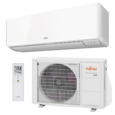 Climatizzatore dualsplit FUJITSU KM 18000 BTU classe A++