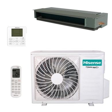 Climatizzatore monosplit HISENSE canalizzabile 12010 BTU classe A++