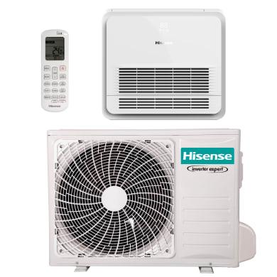 Climatizzatore monosplit HISENSE console 12000 BTU